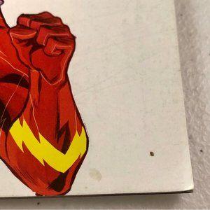 DC Comics Accents - 2012 DC Comics The Flash No. 3